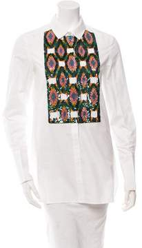 Figue Embellished Button-Up Top w/ Tags