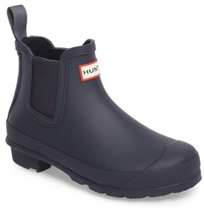 Hunter Women's 'Original' Waterproof Chelsea Rain Boot