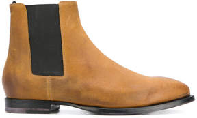 Buttero contrast boots