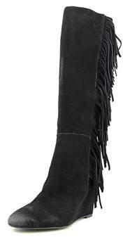 Polo Ralph Lauren Ralph Lauren Denim & Supply Women's Darcie Fringe Tall Boot.