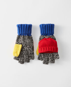 Hanna Andersson Convertible Mittens