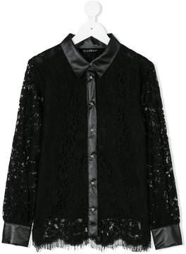 John Richmond Kids lace shirt