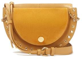 See by Chloe Kriss Suede Cross Body Bag - Womens - Yellow