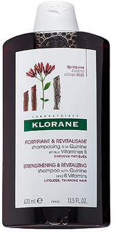 Klorane Shampoo with Quinine and B Vitamins.
