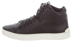 Rag & Bone Perforated Leather Sneakers