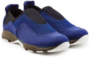 Marni Fabric Slip-On Sneakers