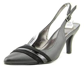 Karen Scott Womens Ginaa Pointed Toe Slingback Classic Pumps.