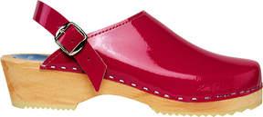 Cape Clogs Hot Pink Patent (Women's)