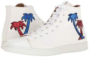 Marc Jacobs Canvas Palm High Top