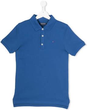 Tommy Hilfiger Junior TEEN short sleeve polo shirt