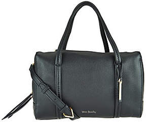 Vera Bradley Sycamore Leather Satchel -Mallory - ONE COLOR - STYLE