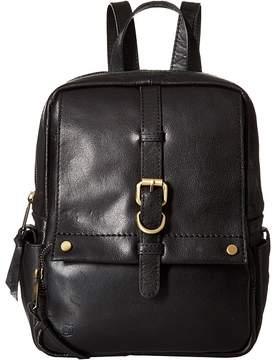 Børn Savor Bronco Leather Backpack Backpack Bags