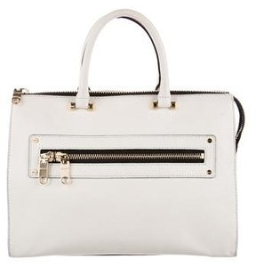 Milly Leather Satchel