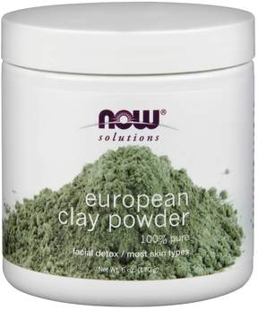European Clay Powder by NOW (6oz Powder)