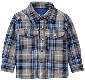Sovereign Code Redding Quilted Flannel Top (Baby Boys)