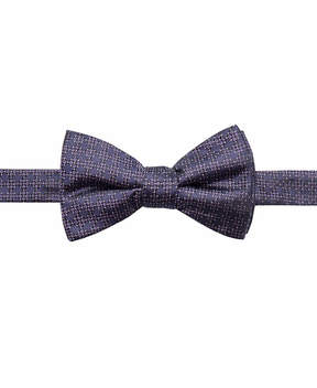 Ryan Seacrest Distinction Men's Cambria Neat Pre-Tied Silk Bow Tie, Created for Macy's