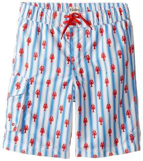 Hatley Lobsters Boardshorts (Toddler/Little Kids/Big Kids)