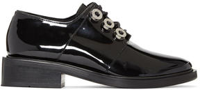 Kenzo Black Patent Leather Derbys