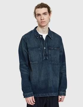 Nudie Jeans Harry Naval Shirt