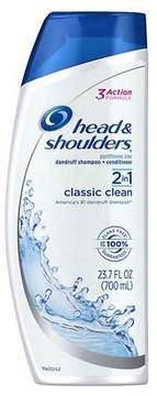 Head & Shoulders Classic Clean 2-in-1 Dandruff Shampoo + Conditioner