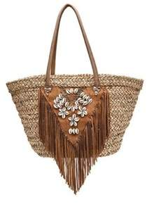 San Diego Hat Company Women's Seagrass Tote Bsb1727.