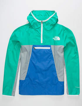 The North Face Crew Run Mens Windbreaker Anorak Jacket