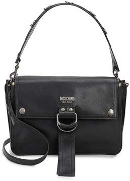Moschino Women's Leather Shoulder Bag