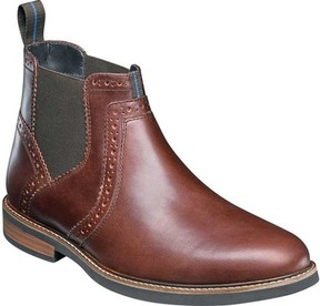 Nunn Bush Otis Plain Toe Chelsea Boot (Men's)