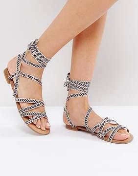 Call it SPRING Afauma Gladiator Flat Sandals