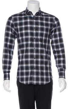 Public School Plaid Woven Shirt w/ Tags