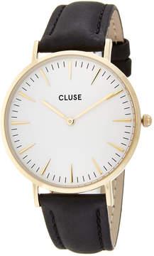 Cluse Women's La Boheme Leather Watch