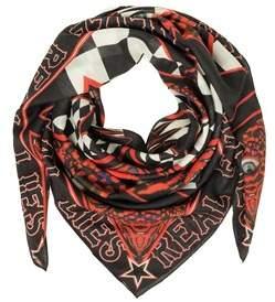 Givenchy Men's Black Silk Foulard.