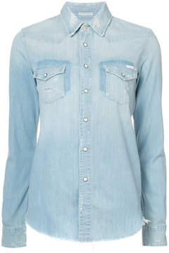Mother Shady X's button down shirt