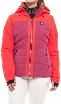 Orage Jasmine Down Ski Jacket - Waterproof, 600 Fill Power (For Women)