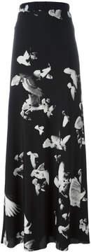 A.F.Vandevorst floral print skirt