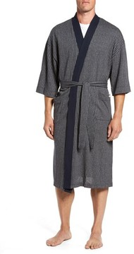 Majestic International Men's Trey Robe