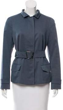 Akris Lightweight Belted Jacket