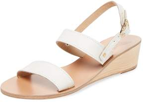 Ancient Greek Sandals Women's Clio Leather Wedge