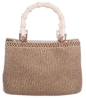 Eric Javits Leila Squishee Top Handle Bag
