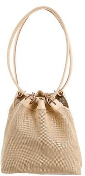 Gucci Perforated Bucket Bag - NEUTRALS - STYLE