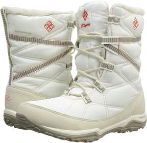 Columbia Minxtm Fire Tall Omni-Heattm Waterproof Women's Cold Weather Boots