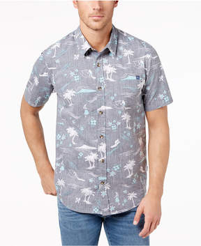 O'Neill Men's State of Mind Printed Shirt