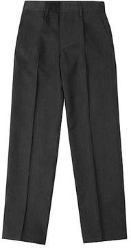 Marks and Spencer Boys' Regular Leg Slim Fit Trousers
