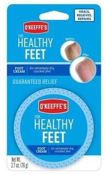 O 2.7oz O'Keeffe's Healthy Feet