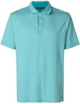 MICHAEL Michael Kors micro-striped polo shirt