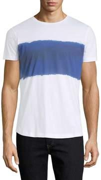 Orlebar Brown Men's Ink Stripe Crew T-shirt