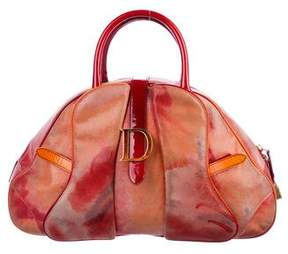 Christian Dior Double Saddle Bowler Bag