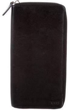 Tumi Leather Travel Wallet