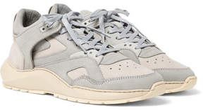 Filling Pieces Legacy Arch Runner Nubuck Sneakers
