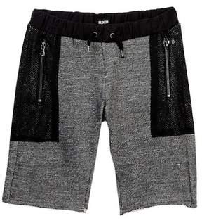Hudson Yarn Dye French Terry Shorts (Big Boys)